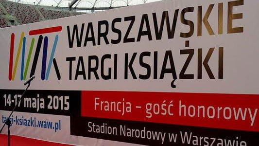 Wydawnictwo Witanet na 6. Warszawskich Targach Książki.