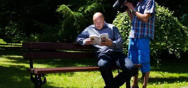 TVP Szczecin wyemitowała materiał o książce Sylwestra Kłysza.
