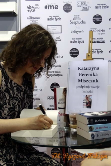 Katarzyne Berenika Miszczuk