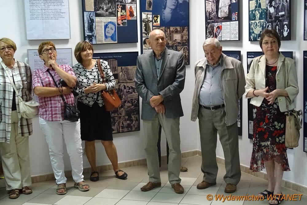 goście wystawy i premiery