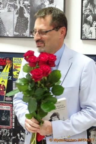 kwiaty dla autora