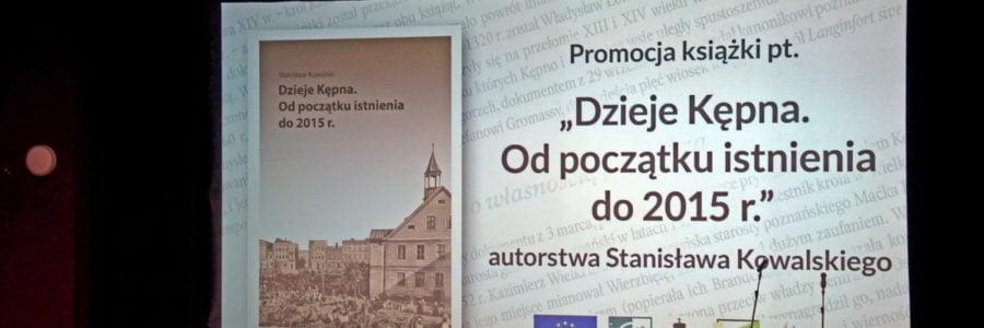 Historia Kępna